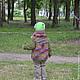 Одежда унисекс ручной работы. курточка вязаная детская. Любовь (liubov-knitting). Интернет-магазин Ярмарка Мастеров. Абстрактный, шерсть