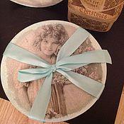 Для дома и интерьера ручной работы. Ярмарка Мастеров - ручная работа Коробочки для упаковки подарков и для хранения мелочей. Handmade.
