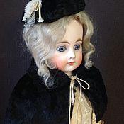 Одежда для кукол ручной работы. Ярмарка Мастеров - ручная работа Комплект для антикварной модной куклы 46 см. Handmade.