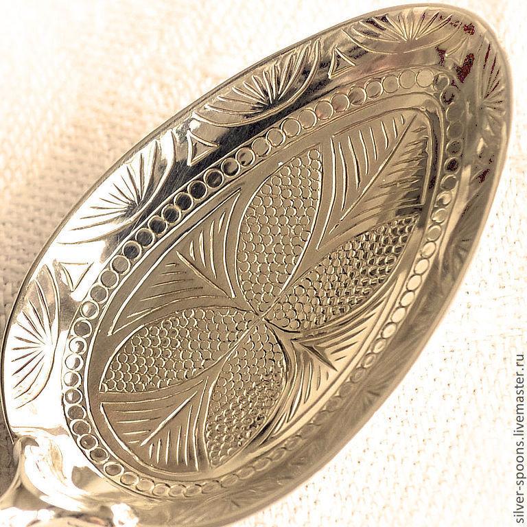 Подарок новорожденному серебро