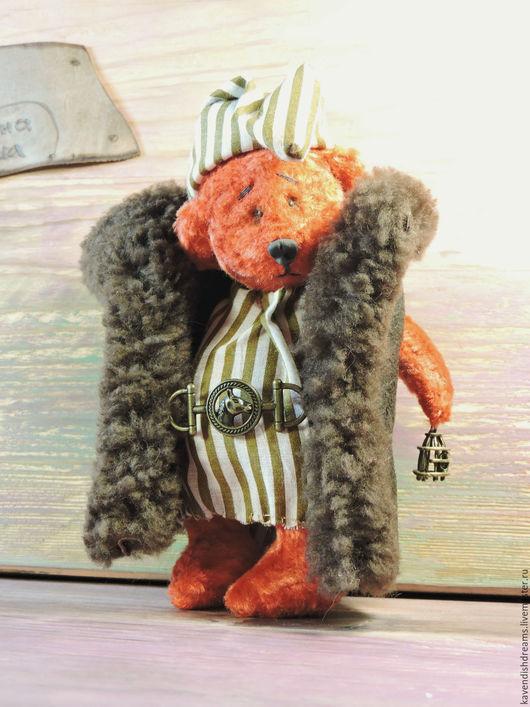 Мишки Тедди ручной работы. Ярмарка Мастеров - ручная работа. Купить st. Valentine. Handmade. Бордовый, красный тедди