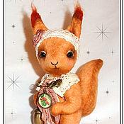 Куклы и игрушки ручной работы. Ярмарка Мастеров - ручная работа Белочка Нюся. Handmade.