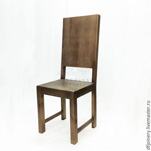 Мебель ручной работы. Ярмарка Мастеров - ручная работа. Купить Деревянный стул «Эко». Handmade. Стул, кухонные принадлежности