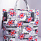 Shopping bag ' England 19'. Shopper. Tanyusha (inozemtcevatv). My Livemaster. Фото №6