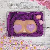 Косметика ручной работы handmade. Livemaster - original item Soap Female breast. Handmade.