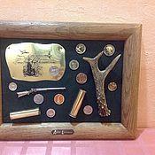 Подарки для охотников и рыболовов ручной работы. Ярмарка Мастеров - ручная работа Подарок для охотников. Handmade.
