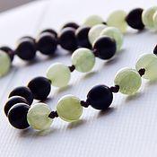 Фен-шуй и эзотерика handmade. Livemaster - original item Bayong rosary and green onyx. Handmade.