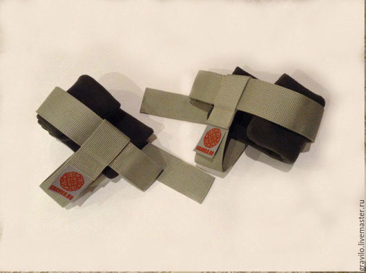Сандалии для Альфа Гравити, крепы на ноги. Снаряжение для занятий на вытяжном турнике Альфа Гравити, Гравило. Группа вк gravilo.
