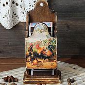Для дома и интерьера handmade. Livemaster - original item The box