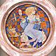 Символизм ручной работы. принцесса на горошине или чашечка утреннего чая. Логинов Илья (loggy-art). Интернет-магазин Ярмарка Мастеров.
