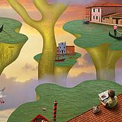 """Картины и панно ручной работы. Ярмарка Мастеров - ручная работа Фотосказка """"Открытка из Венеции"""". Handmade."""