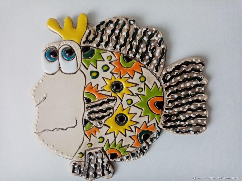 Ceramic hand panel: Queen, Panels, Krasnodar,  Фото №1