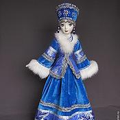 Куклы и игрушки ручной работы. Ярмарка Мастеров - ручная работа Фарфоровая кукла Дворянка. Handmade.