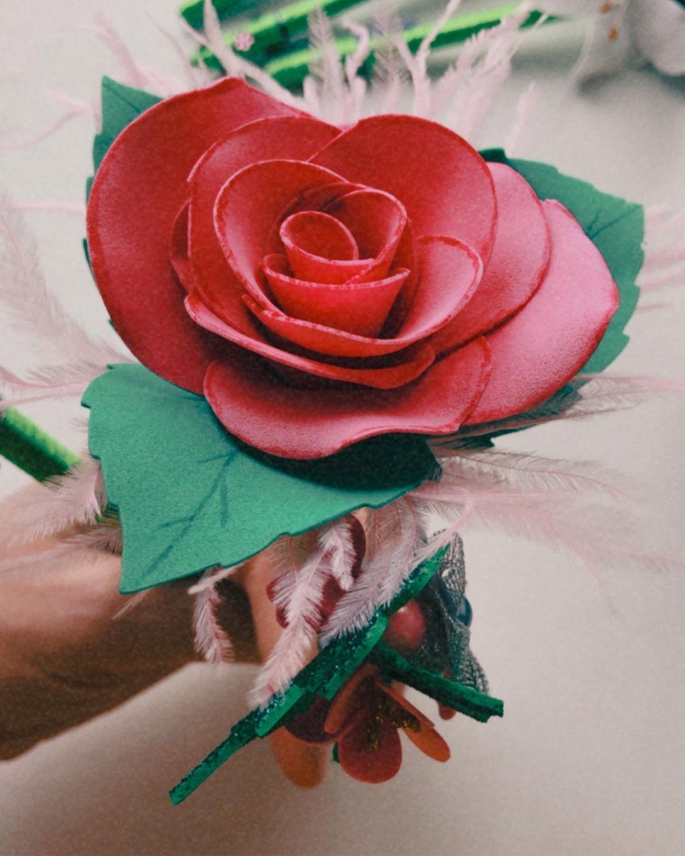 Ручка-цветок, Ручки, Гомель,  Фото №1