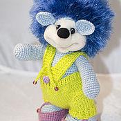 Куклы и игрушки handmade. Livemaster - original item Soft toys: Hedgehog Bob. Handmade.