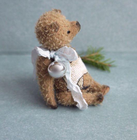 Мишки Тедди ручной работы. Ярмарка Мастеров - ручная работа. Купить мишка с котиком. Handmade. Коричневый, авторский мишка