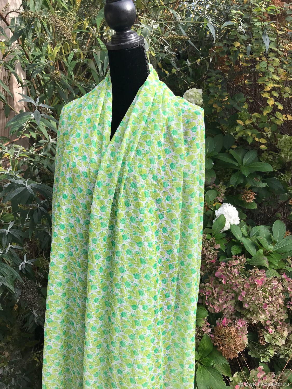 Morning freshness fabric, French chiffon, Japan, Fabric, Arnhem,  Фото №1