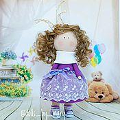 Куклы и игрушки ручной работы. Ярмарка Мастеров - ручная работа Принцесса Сирень. Handmade.