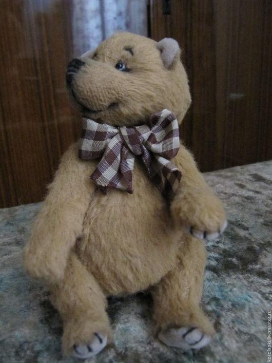 """Мишки Тедди ручной работы. Ярмарка Мастеров - ручная работа. Купить Мишка тедди """"Бося"""". Handmade. Мишка тедди, опилочки"""