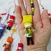 Куклы и игрушки handmade. Livemaster - original item Spiridon-Solntsevorot a talisman for the motorist. Handmade.
