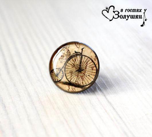 """Кольца ручной работы. Ярмарка Мастеров - ручная работа. Купить Кольцо """"Велосипед"""". Handmade. Кольцо, кольцо велосипед, РЕТРО ВЕЛОСИПЕД"""