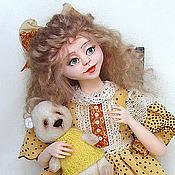 Куклы и игрушки ручной работы. Ярмарка Мастеров - ручная работа Анечкин дружочек. Handmade.