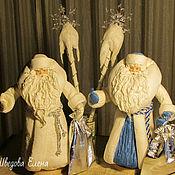 Дед Мороз большой - ватный, под елочку