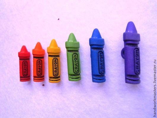 декоративные пуговицы карандаши