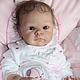 Куклы-младенцы и reborn ручной работы. Кукла реборн Джилл.. Мастерская 'Дочки и сыночки', Ирина. Ярмарка Мастеров. Эксклюзивный подарок