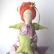 Куклы и игрушки ручной работы. Ярмарка Мастеров - ручная работа Принцесса на горошине - интерьерная игрушка. Handmade.