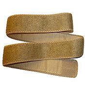 Аксессуары handmade. Livemaster - original item Belt nettle. width 6 cm.. Handmade.