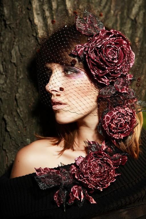 Броши ручной работы. Ярмарка Мастеров - ручная работа. Купить Розы шелковые. Handmade. Розы из шелка, роза брошь