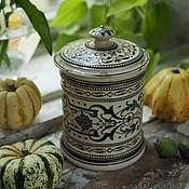 Винтаж handmade. Livemaster - original item Vintage ceramic biskvitnyi. Handmade.