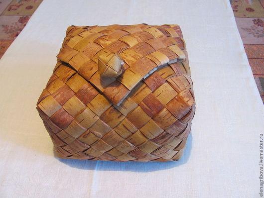 Эко-хлебница в этно-стиле