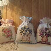 Для дома и интерьера handmade. Livemaster - original item pouches-sachets