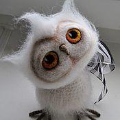 Куклы и игрушки ручной работы. Ярмарка Мастеров - ручная работа Совушка Снежана. Handmade.