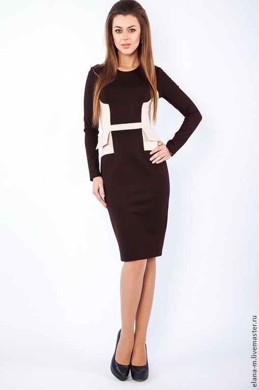 Состав: 72% - вискоза, 26% - нейлон, 2% - эластан   Размеры: 40, 42, 44, 46, 48, 50, 52   Платье футляр, повседневное платье, длинный рукав, офисное платье джерси платье, платье для работы, платье бизнес, большего размера платье для полных женщин, дизайнерское платье стильное платье красивое платье оригинальное платье офисное платье бизнес платье: деловое платье платье на висну платье на лета весеннее платье бирюзовое платье джерси вискоза итальянское джерси европейское джерси повседневное платье колен миди для работы платье на выход делового стиля платье платье офисной моды платье до колена платье с рукавами дресс код, платьем,  платье красивое платье на молнии платье италия, платье германия, платья больших размеров платье для нестандартной фигуры коричневое платье коричневый цвет