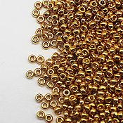 Материалы для творчества handmade. Livemaster - original item Miyuki beads 15/0 No. №4203 Japanese Miyuki beads 8 gr. Handmade.