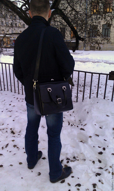 Bag leather 150, Classic Bag, St. Petersburg,  Фото №1