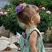 """Заколки ручной работы. Ярмарка Мастеров - ручная работа Зажимы для волос """"Розы""""!. Handmade."""