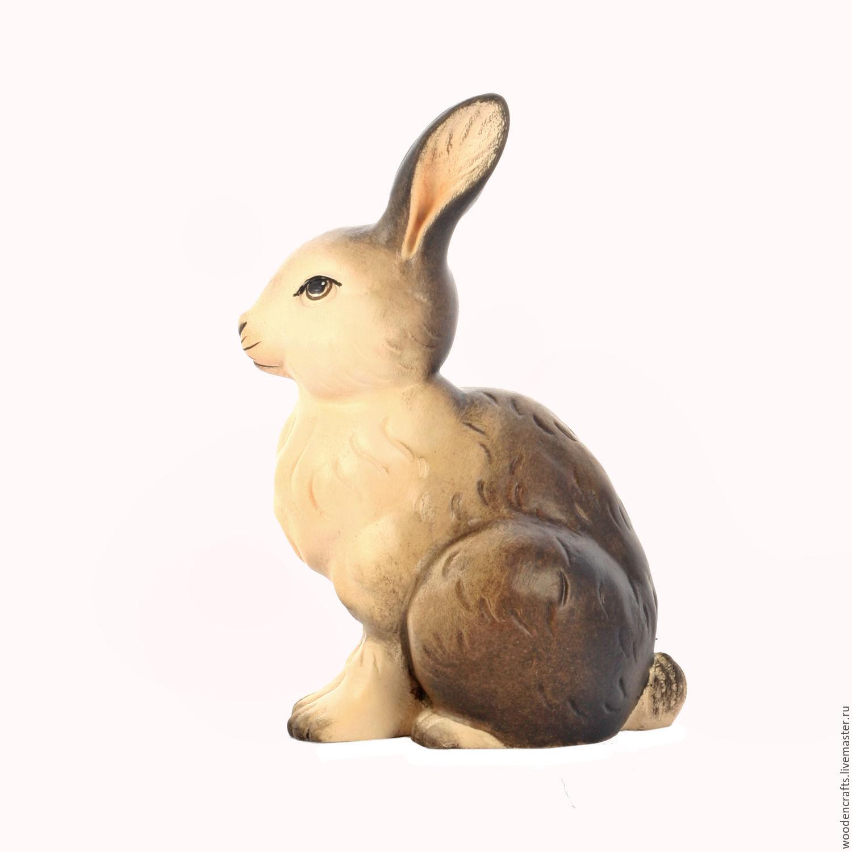 Деревянный заяц