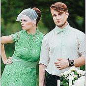 """Одежда ручной работы. Ярмарка Мастеров - ручная работа Платье """" Lady Mint """". Handmade."""