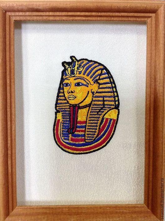 """Детская ручной работы. Ярмарка Мастеров - ручная работа. Купить Картинка интерьерная """"Тутанхамон"""" в разных размерах и цветах. Handmade."""