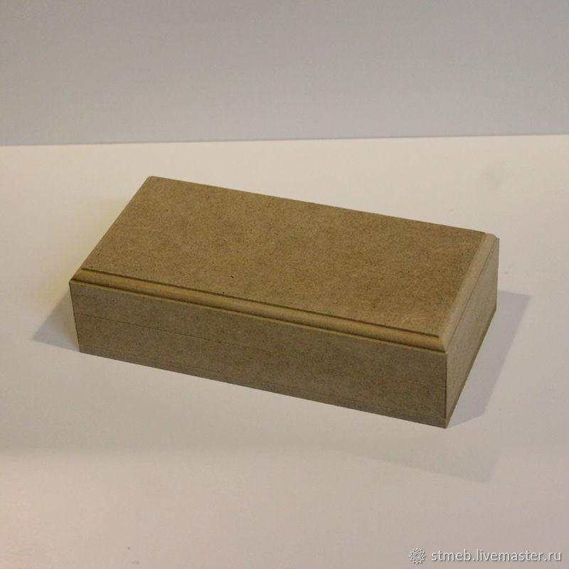 Шкатулка купюрница п1020в5 (10х20х5 см)