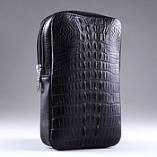 Сумки и аксессуары handmade. Livemaster - original item Shoulder bag made of crocodile leather IMA0686B3. Handmade.