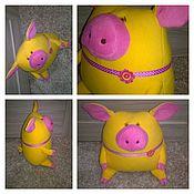 Куклы и игрушки ручной работы. Ярмарка Мастеров - ручная работа Подушка - игрушка. Handmade.