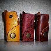 Сумки и аксессуары handmade. Livemaster - original item Key holder -mini. Handmade.
