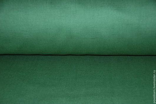 """Шитье ручной работы. Ярмарка Мастеров - ручная работа. Купить ОСТ: 1,9м , 50на50  Лён-хлопок  """"Нимфа"""" неумягчённый. Handmade."""