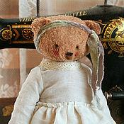Куклы и игрушки ручной работы. Ярмарка Мастеров - ручная работа Мишка Ариша...маму нашла. Handmade.