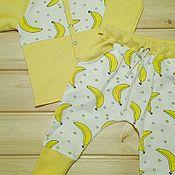 """Работы для детей, ручной работы. Ярмарка Мастеров - ручная работа Костюм """"бананы"""". Handmade."""